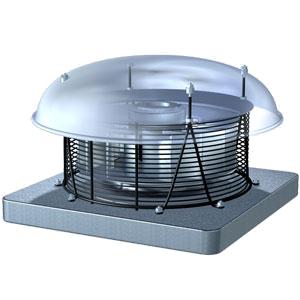 هواکش سانتریفیوژ سقفی-فن پشت بام